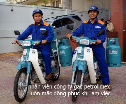 đại lý gas khu vực cầu giấy