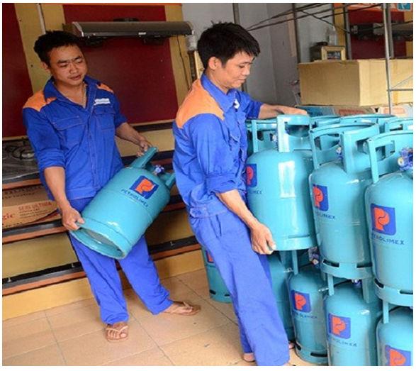 Cửa hàng gas Petrolimex Hà Nam