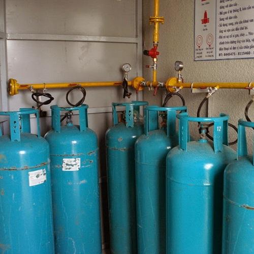 bán bình gas công nghiệp