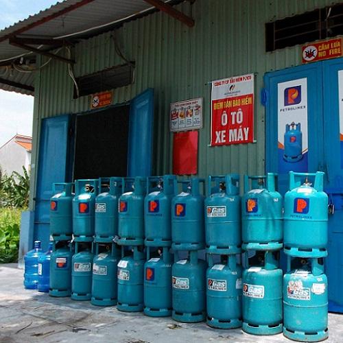 Bán vỏ bình gas 12kg