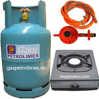 Bếp gas đơn Rinnai – gas Petrolimex