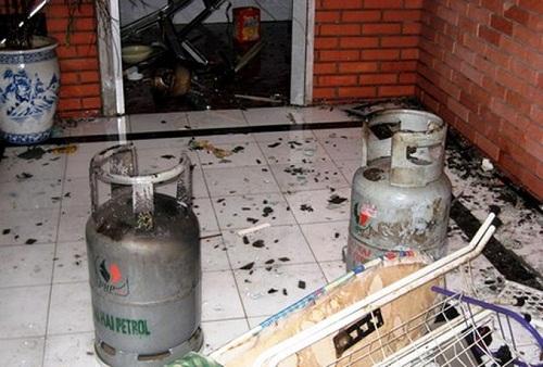 Bình gas có nổ không?