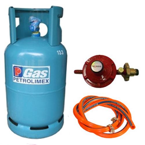 Bình gas giá bao nhiêu?