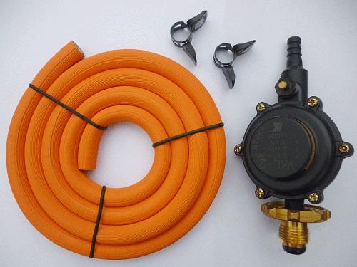 Bộ van điều áp gas