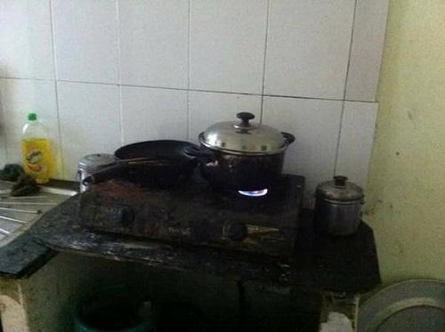 Cháy nổ khí gas do dùng bếp gas quá cũ