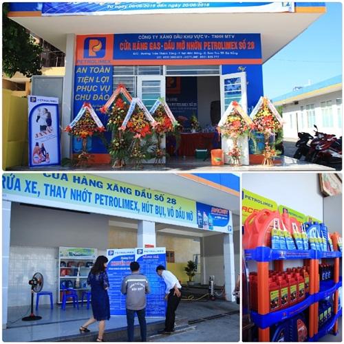 Công ty gas Petrolimex Đà Nẵng