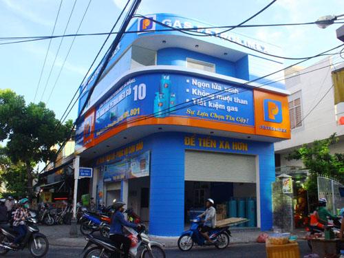 cửa hàng gas Petrolimex Đà Nẵng