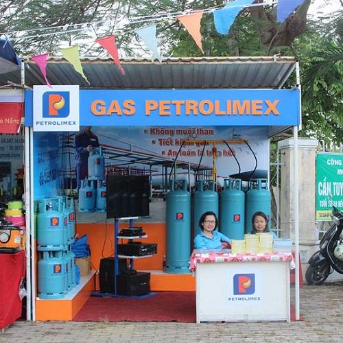 Cửa hàng gas Petrolimex đường Nguyễn Cơ Thạch