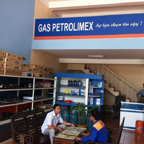 Cửa hàng gas Petrolimex Hà Nội