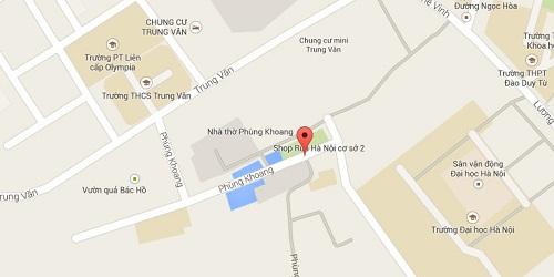 Cửa hàng gas Petrolimex khu Phùng Khoang