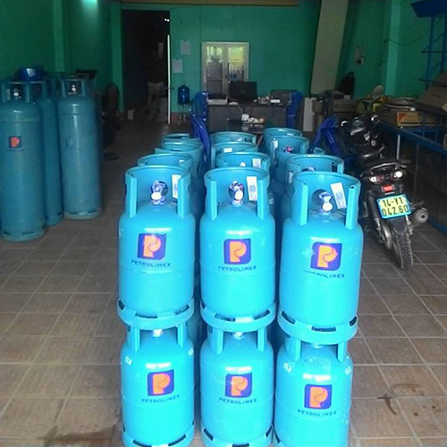 Cửa hàng gas Petrolimex Minh Khai