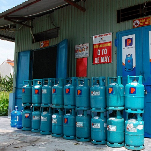 Cửa hàng gas Petrolimex số 1