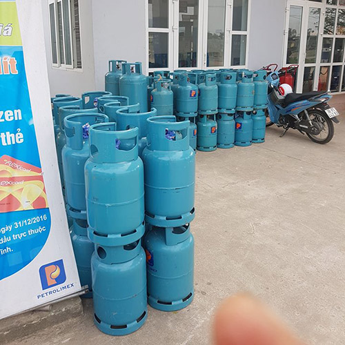 Cửa hàng gas Petrolimex số 12