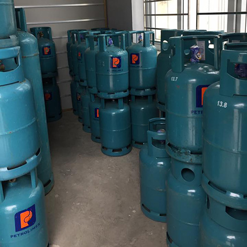 Cửa hàng gas Petrolimex số 13