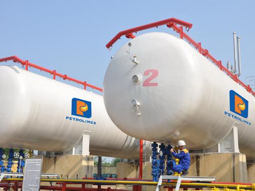 Cửa hàng gas Petrolimex số 14
