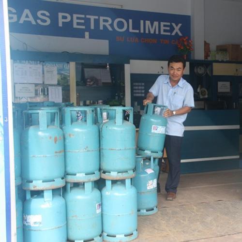 Cửa hàng gas Petrolimex số 15 tại Cầu Giấy