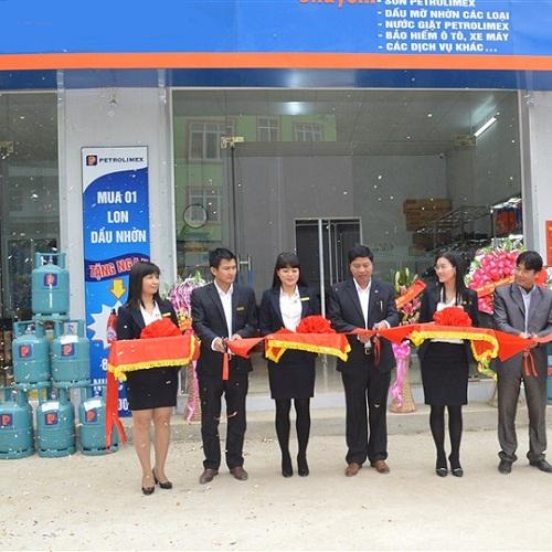Cửa hàng gas Petrolimex số 29