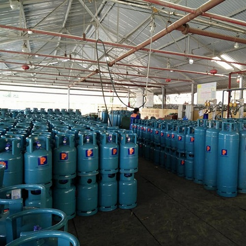 Cửa hàng gas Petrolimex số 3 tại Ba Đình
