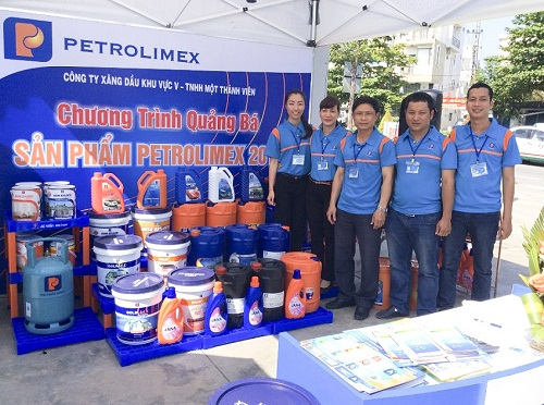 Cửa hàng gas Petrolimex số 31