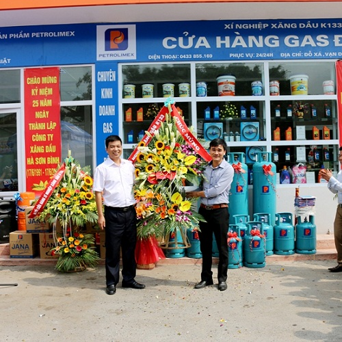 cửa hàng gas uy tín tại Hà Nội