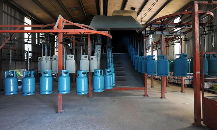 Nhà máy sản xuất gas chính hãng