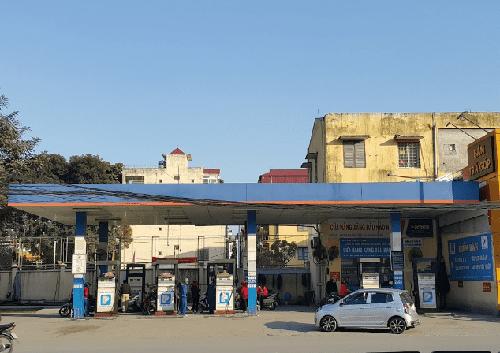Cửa hàng xăng dầu Hào Nam