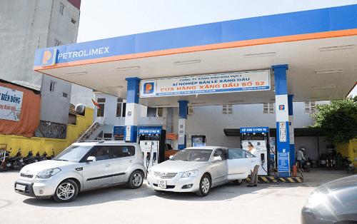 Cửa hàng xăng dầu số 52 Petrolimex