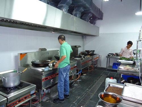 Ứng dụng của gas công nghiệp trong gian bếp nhà hàng