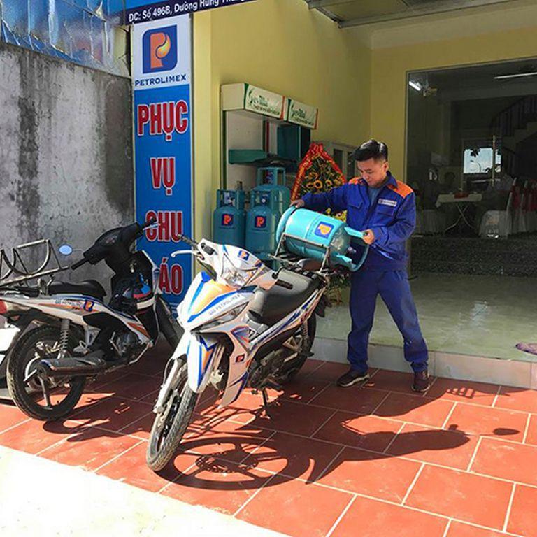 Đại lý gas Petrolimex Bắc Ninh