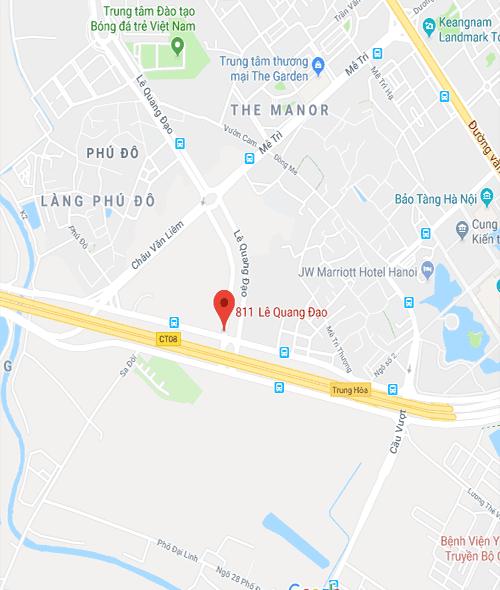 Đại lý gas Petrolimex đường Lê Quang Đạo