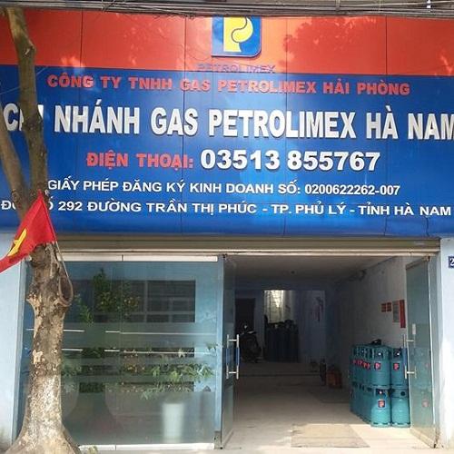 Đại lý gas Petrolimex Hà Nam
