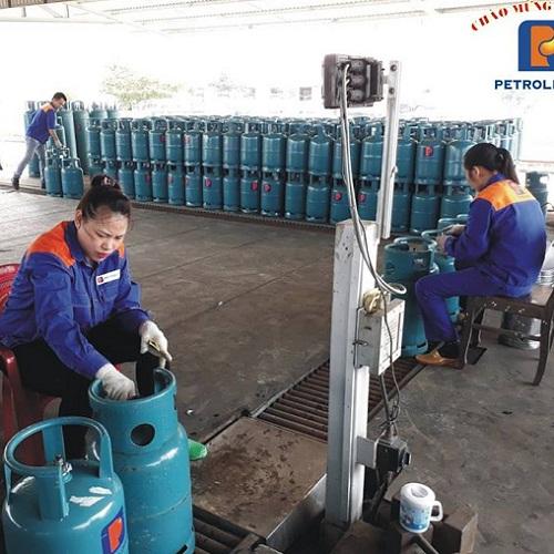 Đại lý gas Petrolimex Hải Dương