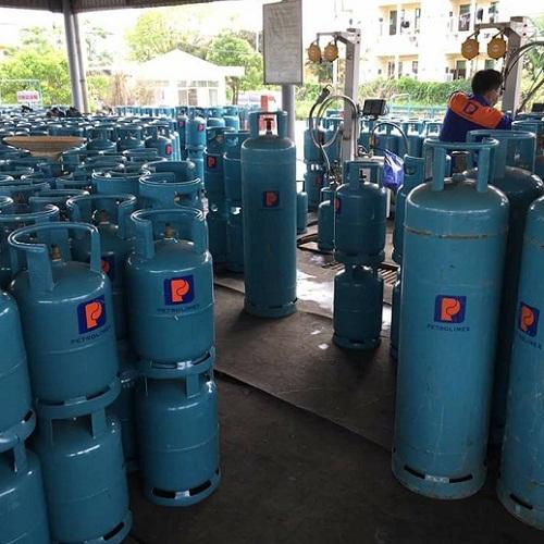 Đại lý gas Petrolimex khu bán đảo Linh Đàm
