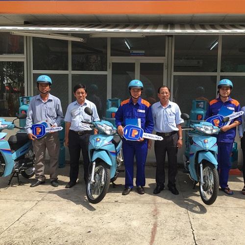 đại lý gas Petrolimex khu Định Công