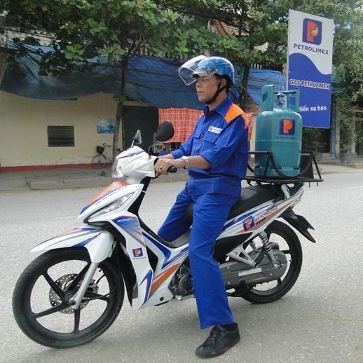 Đại lý gas Petrolimex khu đô thị Dương Nội