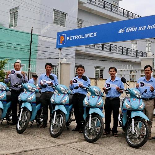 Đại lý gas Petrolimex khu đô thị La Khê