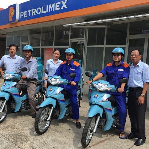 Đại lý gas Petrolimex khu đô thị Thanh Hà