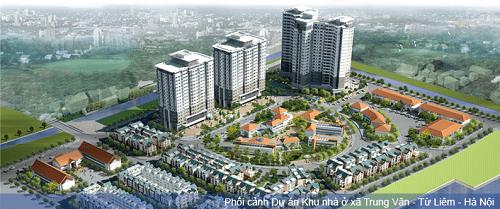 Đại lý gas Petrolimex khu đô thị Trung Văn