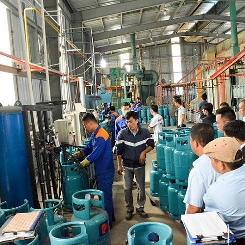 Đại lý gas Petrolimex khu Mễ Trì