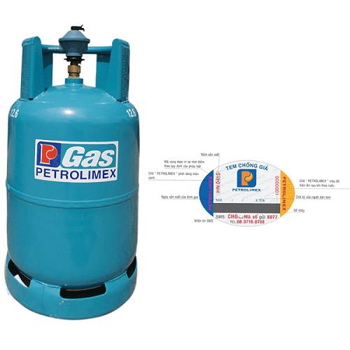đại lý gas Petrolimex khu Phạm Văn Đồng