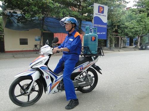 Đại lý gas Petrolimex khu vực Mai Dịch