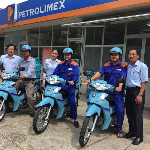 Đại lý gas Petrolimex khu vực Xuân Thủy
