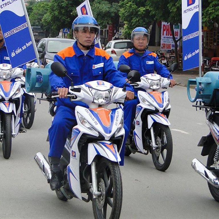 Đại lý gas Petrolimex Ninh Bình