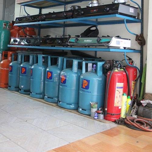 Đại lý gas Petrolimex Phú Thọ