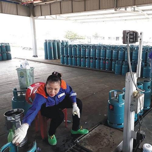 Đại lý gas Petrolimex Thái Nguyên