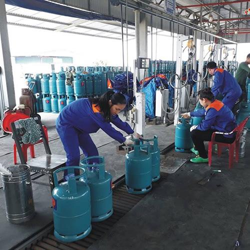 Đại lý gas Petrolimex Vĩnh Phúc