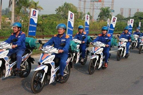 Tổng hợp danh sách đại lý gas Petrolimex tại Hà Nội