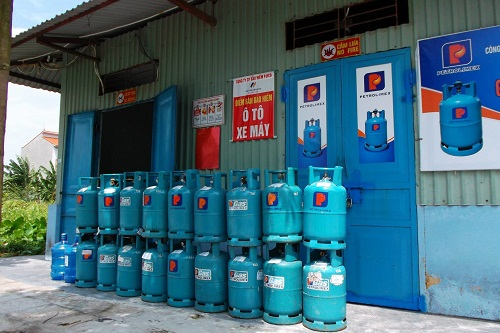 Địa chỉ cung cấp gas