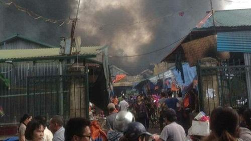 Vụ nổ khí gas ở Nam Từ Liêm