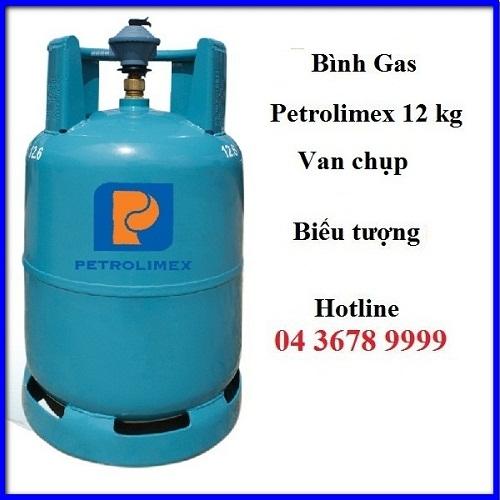 ga Petrolimex 12kg bao nhiêu tiền
